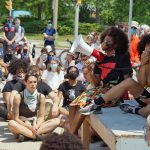 A Spiritual Journey: Milwaukee women celebrate Black freedom on Juneteenth Day with Emancipation protest