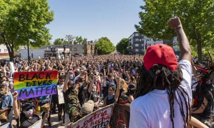 Black Lives Matter: Massive public demonstration makes peaceful march through Whitefish Bay