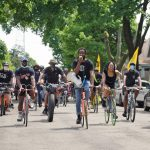 """Thousands ride in unity across Milwaukee to affirm the message """"Black is Beautiful"""""""