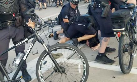Common Council calls for investigation into use of knee by Milwaukee police to restrain protestor
