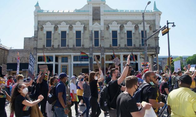 Standing United: How Milwaukee's March with Pride for #BlackLivesMatter changed the LGBTQ+ community