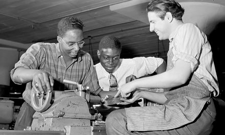 """A """"Black"""" New Deal: Racial equality is the great unfinished task of America"""