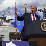 Trump suggests that Wisconsin was awarded $5.5B Naval Frigate contract to influence his reelection