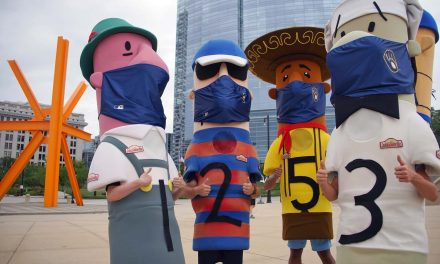 A Milwaukee baseball tradition continues for the Brewers as the racing sausages go on the road
