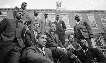 Cultural Amnesia: The Civil Rights era had many leaders just like today's protest movement