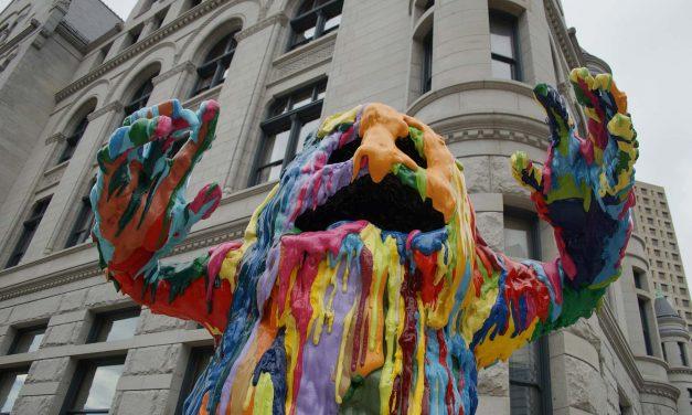 Sculpture Milwaukee invites the public to explore contemporary social issues through art in 2021 exhibit