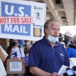 Milwaukee residents echo national outrage over Trump's deliberate vandalism of mail services