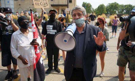 Civil Rights groups offer words of healing to Kenosha until Mayor John Antarmian upends the effort