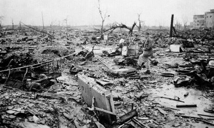 A Radioactive Plague: The secrecy and censorship surrounding civilian deaths from World War II