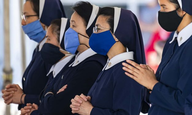 Freedom of religion does not mean people are free from following mandates to wear masks