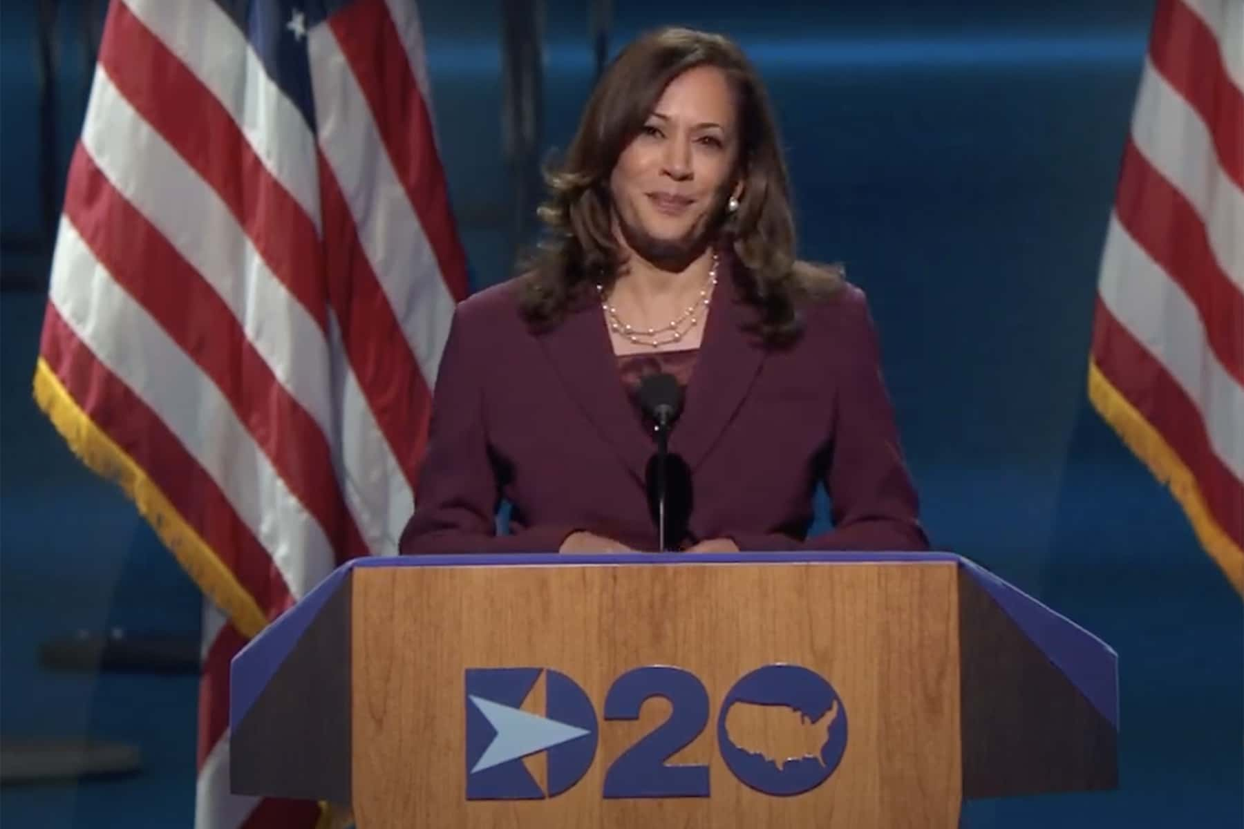 Keynote Speech: Kamala Harris at the 2020 Democratic National Convention |  The Milwaukee Independent