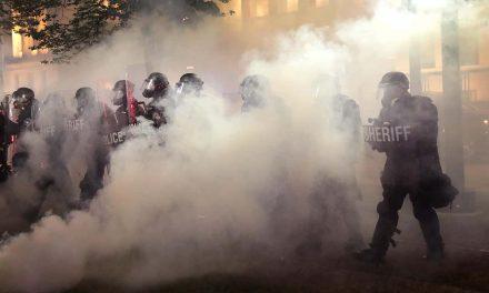 Police and Militia tactics in Kenosha reflect an authoritarian prelude to a modern Civil War