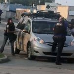 Federal Agents use Portland tactics with unmarked vehicles to covertly detain Kenosha protestors