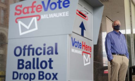 Milwaukee installs more 24-hour drop boxes for absentee ballots to ensure a safe November election