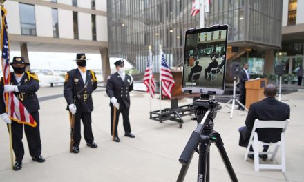 Milwaukee leaders hold virtual 9/11 remembrance on 19th anniversary amid staggering pandemic loss