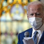 Joe Biden visits privately with Jacob Blake's family before offering a message of healing to Kenosha
