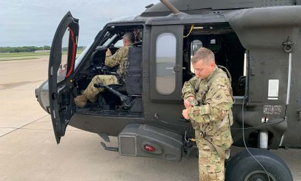 Troops and air support from Wisconsin National Guard deployed to help fight California's wildfires