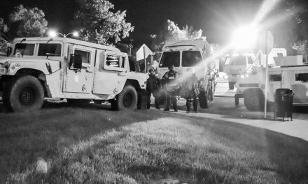 Brutality by Design: Wauwatosa shows that curfew policy is intended to terrorize civilian population