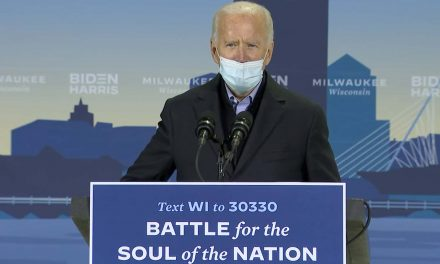 Joe Biden makes last campaign stop in Milwaukee before election with vow to bring Americans together