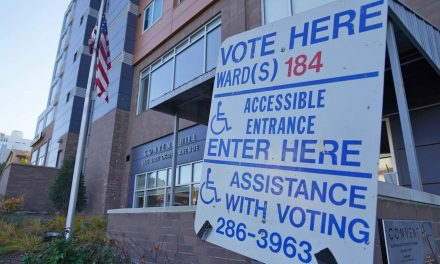 A Sleepless Night: Milwaukee sees massive voter participation in 2020 election