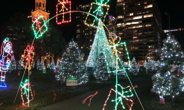 Snowcially-Distanced: Milwaukee Holiday Lights Festival goes virtual in adjustment to pandemic