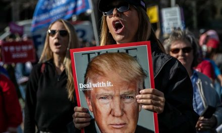 Kicking and Screaming: How much more pain is Trump willing to inflict on the nation before leaving office?