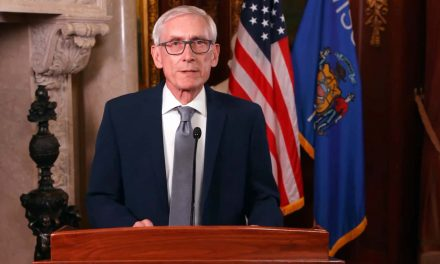 Governor Tony Evers asks Wisconsin residents to stay home and work together to stop spread of COVID-19