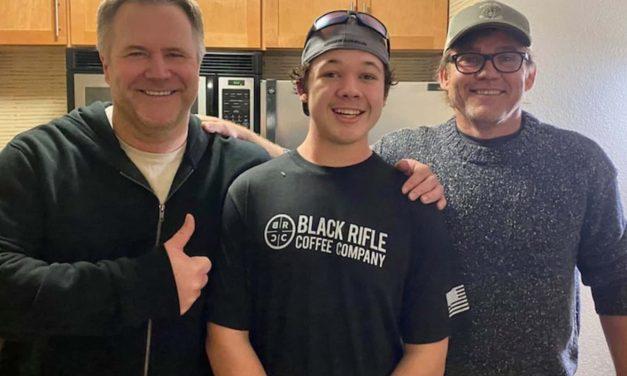 Flight Risk: GOP donors help Kyle Rittenhouse get out of Kenosha jail after funding $2M bail