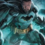 John Ridley's new DC comic book superhero will feature Tim Fox character as first Black Batman