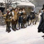 An aversion to Christmas chaos: Why the first American settlers forbid Yuletide festivities