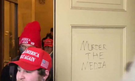 "Murder the Media: Journalists targeted again as ""the enemy of the people"" by Pro-Trump Insurrectionists"
