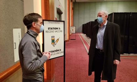 Milwaukee Health Department converts space at the Wisconsin Center into site for COVID-19 vaccinations