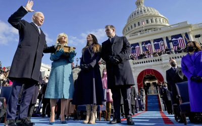 Inaugural Address: President Joe Biden gives hope to millions of Americans who stutter