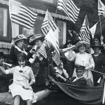 Who Counts and When: On Women's Suffrage, Census, and incremental steps towards citizenship and Civil Rights