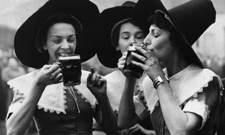Cauldrons of Booze: Women once dominated the beer industry until claims of witchcraft expelled them
