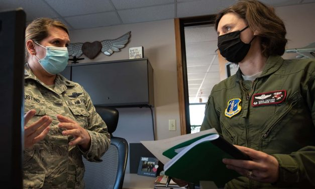 Adria Zuccaro: Commander of 128th Air Refueling Wing reflects on her service during Women's History Month