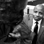 Cavalier Johnson: A Day in Photos during the Pandemic with the Common Council President