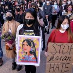 Data shows that Asian Americans were the top target of coronavirus-related discriminatory behavior