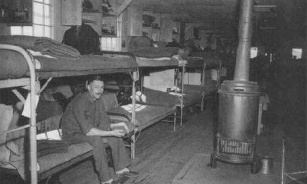 Stalag Milwaukee: German World War II prisoners left their confinement at Camp Billy Mitchell 75 years ago