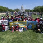 Immigration advocates travel from Milwaukee to DC to Madison demanding action on promised reforms