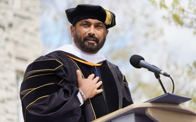 Pardeep Kaleka: On being a proud Pioneer and following the spirit of leadership at Carroll University