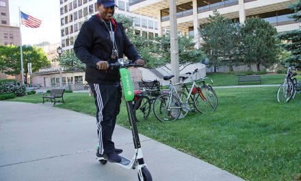 Milwaukee expands travel options with dockless scooter program and extra Bublr Bike stations