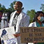 A National Threat: Centers for Disease Control and Prevention declares racism a public health crisis