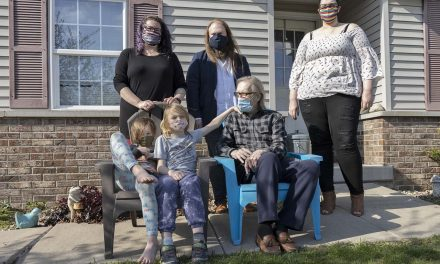 Multigenerational homes in Wisconsin face a higher risk of infection and death from COVID-19