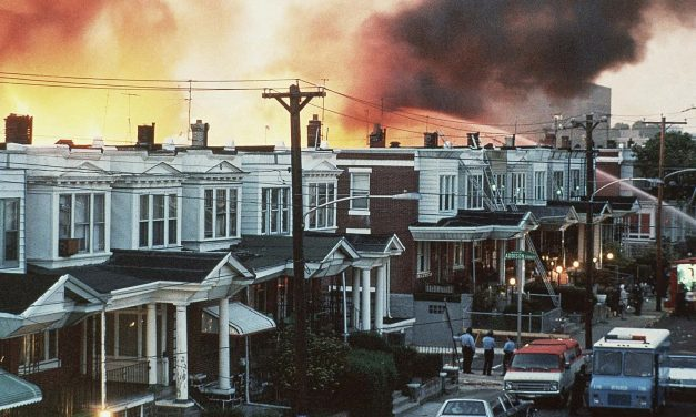 A Racial Tragedy in Philadelphia: Part 2 – When Police Dropped Bombs on an American City