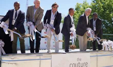 Gateway to the future: Milwaukee celebrates its next transformation with groundbreaking of The Couture