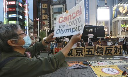 Local anger over Tokyo Olympics reflects just how unpopular hosting the games has become