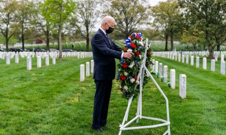 Today's Americans are called to repay the sacrifices of fallen heroes by living up to the ideas of democracy