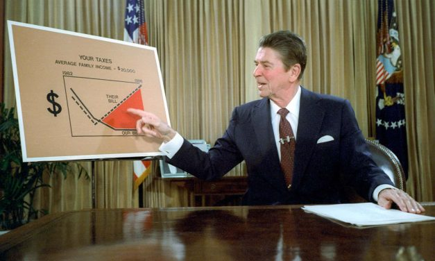 The 40-year con of trickle-down Reaganomics: Why Republican's toxic class warfare only spreads poverty