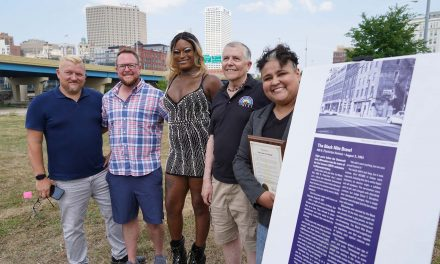 """""""Black Nite Brawl"""" Day: The birthplace of Milwaukee's LGBTQ pride movement honored on 60th anniversary"""